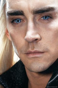 Lee Pace- with Misha's angel eyes :0  !!! Lord of the Rings