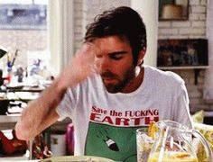 Zachary Quinto being adorable. But what else is new? (gif)