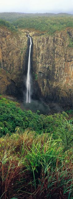 Wallaman Falls #nationalpark #Waterfall #travel Australia