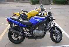 Suzuki GS500 Naked Conversion...