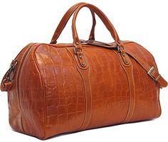 Toscana Duffle Olive (Honey) Brown Stamped Italian Leather Weekender Travel Bag Floto http://www.amazon.com/dp/B00NLNO5QI/ref=cm_sw_r_pi_dp_vNsBub1Q3N03X