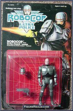 Kenner Robocop Series 1 Robocop Figure 1988