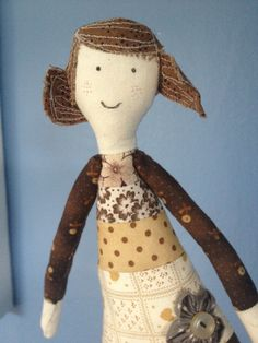 One of my rag dolls