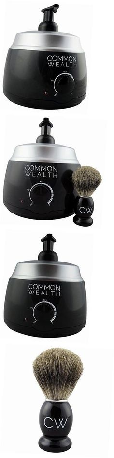 Other Shaving and Hair Removal: Common Wealth Professional Deluxe Hot Lather Machine Barber Latherizer King -> BUY IT NOW ONLY: $78.59 on eBay!