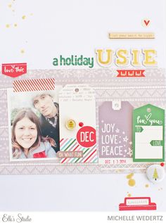 A Holiday Usie by MichelleWedertz at @studio_calico