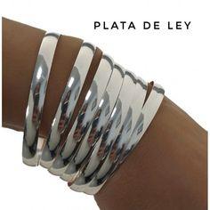 cf1a85b58c02 Las 21 mejores imágenes de Pulseras semanario de Plata y de Oro en ...