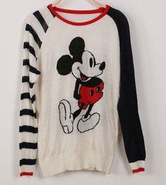 Suéter Mickey