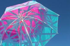 """Introducing the Ombre Umbrella (AKA the """"Ombrella"""")   Brit + Co."""