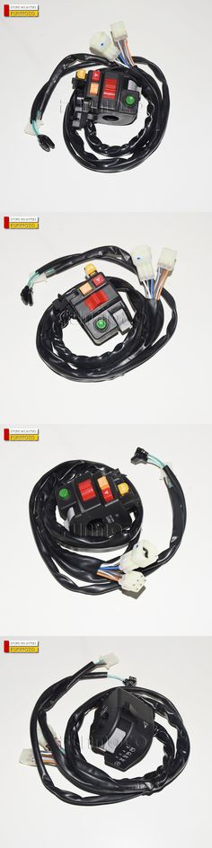 left handle bar switch suit for  CF MOTO 500-5 HANDLEBAR SWITCH 905B-160600-2000