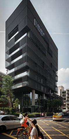 HOTEL PROVERBS TAIPEI, Architecture, Boutique Hotel in Taipei: