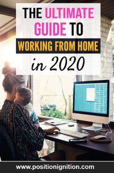 In this new guide I'll show you: -The benefits of work at home jobs -How to succeed at working from home and the skills you need -The questions you must ask before accepting a home-based job -How to k Home Based Work, Legit Work From Home, Work From Home Jobs, Make Money From Home, Way To Make Money, Career Advice, Career Ideas, Job Career, Leadership
