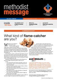 Methodist Message: March 2017 Issue
