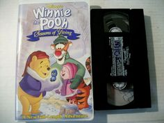 Pooh's Grand Adventure, Clam, Giving, Winnie The Pooh, Shell, Seasons, Movies, Collection, Winnie The Pooh Ears