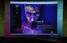 Watch the live stream of Adobe MAX keynotes October 6-7 right here.