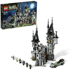 LEGO Monster Fighters 9468 Vampire Castle - For Liberty