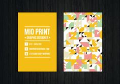 Uniek Visitekaart Ontwerp - will be resold - door MioPrint