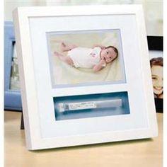 Baby Bracelet ramme hvit