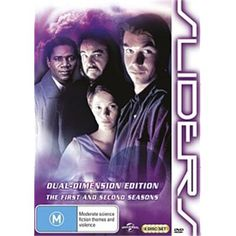 Sliders - Season 1 & 2