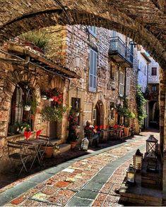 Italy Best Places To Visit Visitingitaly Fotos Do Canada Umbria Tuscany