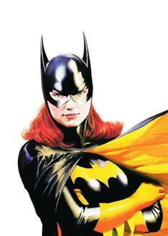 Batgirl de Alex Ross