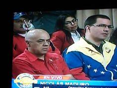 La cara de la derrota el día 7D cuando los maduristas perdieron el Poder Legislativo.