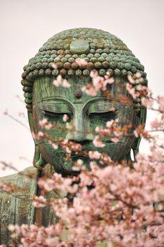 Kamakura Daibutsu by J W CRUX