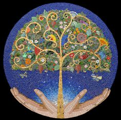 hand and tree of life