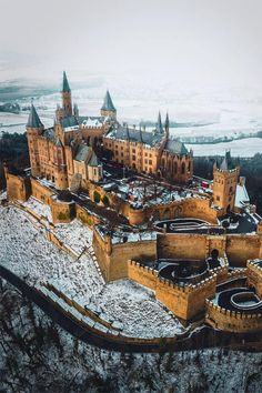 Beautiful Castles, Beautiful Buildings, Beautiful World, Architecture Antique, Beautiful Architecture, Germany Castles, Reisen In Europa, Fantasy Castle, Beautiful Places To Travel
