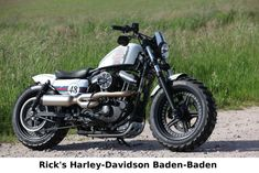 Harley-Davidson Sportster XL1200X Forty Eight 48 Ricks als Chopper/Cruiser in Baden-Baden #harleydavidsonsportsterfortyeight #harleydavidsonsporster