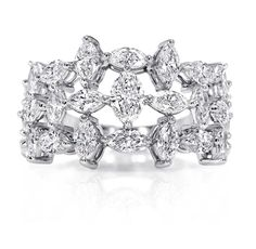 Handcrafted using the finest quality diamonds, Harry Winston Jewelry brightens life's everyday moments. Diamond Finger Ring, Diamond Rings, Harry Winston Engagement Rings, Titanic Jewelry, Premier Designs Jewelry, Marquise Diamond, Steampunk Necklace, Diamond Are A Girls Best Friend, Ring Designs