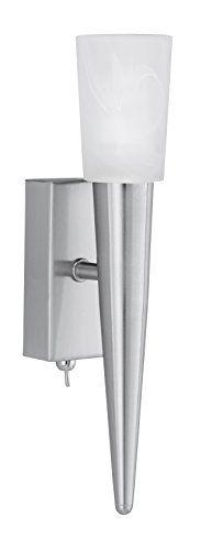 Ranex 5000 108 Applique Siena Inox et Verre Amazon Luminaires