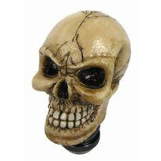 skull gear shift handle