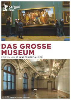 The Great Museum Review + Trailer | Film Criticism by Plume Noire
