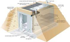DIY Root Cellar Plans