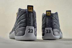 6804a25fb61 Air Jordan 12 Gets Chromatic Grey Makeover for Fall