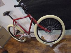 "#Retrovelo modelo Otto con rueda 24""  #avantumbikes"