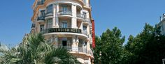 Le Cavendish: This historic rotunda hotel sits in central Cannes, a 10-minute walk from the beach. Cannes, France