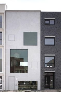 Haus Idenburg in Amsterdam, Niederlande