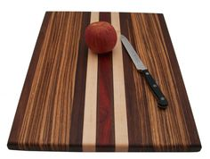 I will make a wood cutting board like this...