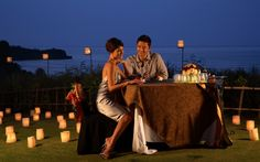 Idées de lieux romantiques pour une Saint Valentin inoubliable