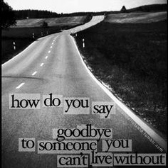 how do you say goodbye