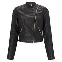 Buy Lipsy Ariana Grande Faux Leather Jacket £54.4 from Women's Leather Jackets range at #YouShopping.co.uk Marketplace. Fast & Secure Delivery from usc.co.uk online store.