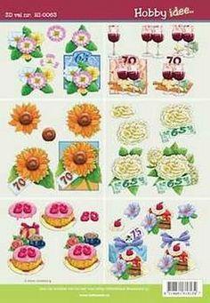 Nieuw bij Knutselparade: 5817 Hobby Idee knipvel HI 0063 https://knutselparade.nl/nl/overige-thema-s/3190-5817-hobby-idee-knipvel-hi-0063.html   Knipvellen, Overige thema's -  Hobby Idee