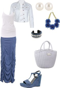 """""""Jean crazy"""" by serenahilton on Polyvore"""