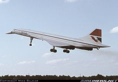 Aerospatiale-BAC Concorde - the day of the supersonic jet will return