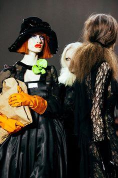 Maison Margiela AW15, Runway Dazed, Paris, Womenswear