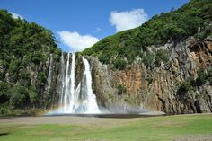 Cascade Niagara - La France aussi a son Niagara ! C'est la Cascade emblématique de l'île de la Réunion