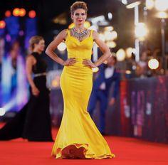 Eugenia Lemus. Gala Viña del Mar 2016