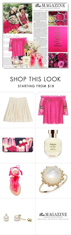 """""""She is Quick and Curious and Playful and Strong"""" by queenrachietemplateaddict ❤ liked on Polyvore featuring GE, Mulberry, Temperley London, Marc Jacobs, Arquiste Parfumeur, Aquazzura and Anzie"""