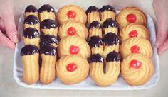 biscotti da tè Biscotti Cookies, Tea Cookies, Galletas Cookies, Almond Cookies, No Bake Cookies, Italian Biscuits, Italian Cookies, Italian Desserts, Italian Recipes